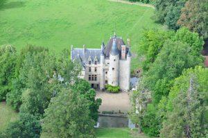 Visites du château @ Château de l'Augere